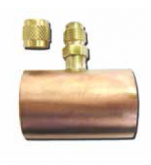 Aeroquip male connector